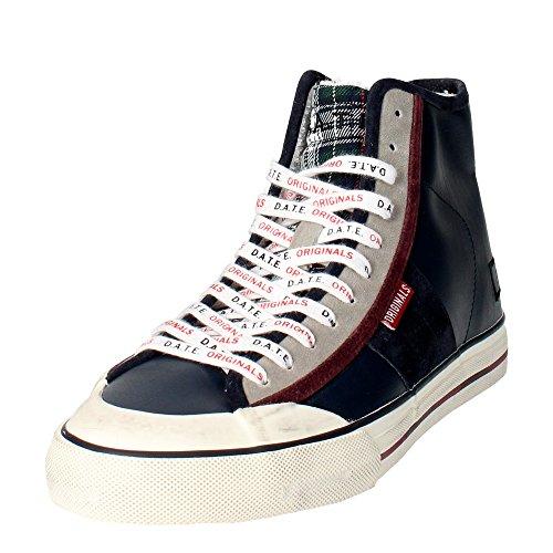 D.a.t.e. TENDER7 Sneakers Uomo Blu