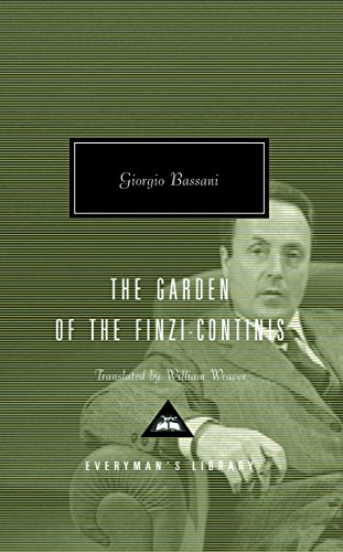 The Garden Of The Finzi-Continis (Everyman's Library Contemporary Classics) -