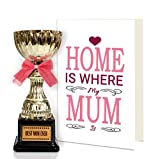 TiedRibbons Mother's day gift Greeting Card with Golden - Best Reviews Guide