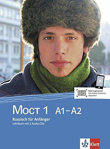 MOCT 1 A1-A2: Russisch für Anfänger. Überarbeitete Ausgabe. Lehrbuch + 2 Audio-CDs (MOCT neu / Russisch für Anfänger und Fortgeschrittene, Band 1)