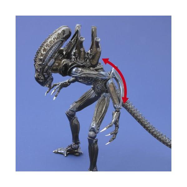 Aliens Revoltech SciFi Super Poseable Action Figure #016 Alien Warrior (japan import) 2
