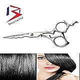 BeautyTrack® Profi-Friseurschere, 6 Zoll/15 cm Barber Hair Schneiden Razor Schere Salon Scheren