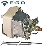 EGO Sicherheitsthermostat 55.19522.060 passend für Lainox, Mareno, Gico max. Temperatur 145°C Fühler ø 6mm x 130mm 16A
