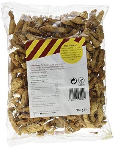 Veganz Soja Schnetzel – 5 x 300g - 5