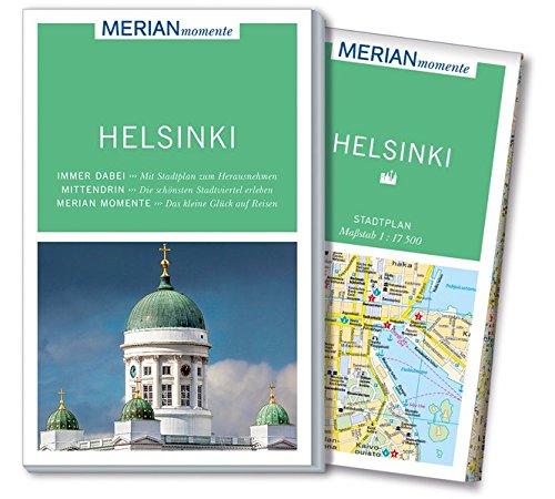 Preisvergleich Produktbild MERIAN momente Reiseführer Helsinki: Mit Extra-Karte zum Herausnehmen