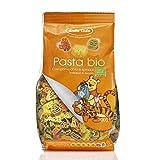 DISNEY WINNIE THE POOH - pasta BIOLOGICA di semola di grano duro con pomodoro e spinaci