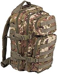 mochila Mil Tec US Assault de 20 L camuflaje Vegetato