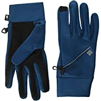 Columbia Trail Summit Running Guantes, Hombre, Phoenix Blue, Medium
