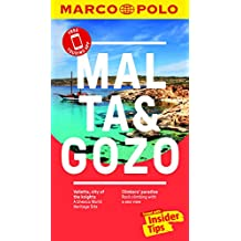 Malta and Gozo Marco Polo Pocket Travel Guide 2018 - with pull out map (Marco Polo Guides)