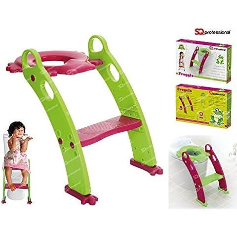 Para niños pequeños de regalo para recién nacido todos los colchones cambiadores de la normativa de seguridad de papel higiénico de amortiguación para asiento de para hacer sus necesidades de deporte para hombre de escalera de mano paso a