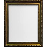 Frames by Post AP-3025 Gold Picture Photo Frame A2 (Plastic Glass),