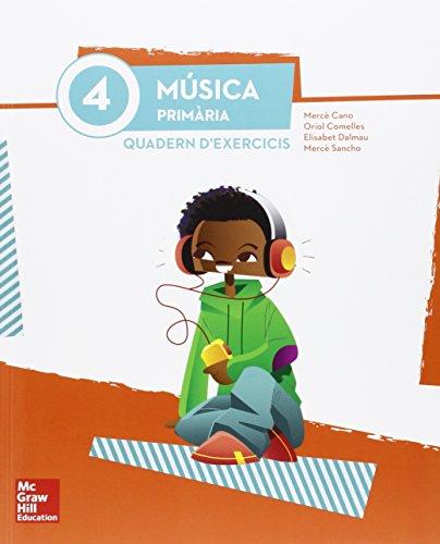 Descargar Libro CUTX MUSICA 4 PRIMARIA. - 9788448195441 de Mercedes Cano Nogué