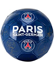 Ballon PARIS SAINT GERMAIN - Collection officielle PSG - Taille 5 - Football ...
