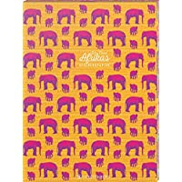 Tiere Afrikas  Geschenkpapier-Heft -  Motiv Elefant: 2 x 5 Bögen