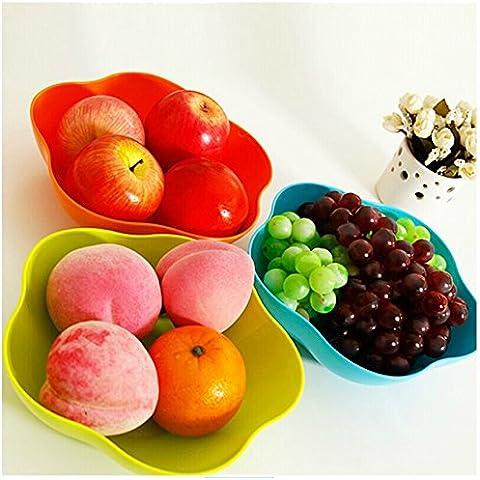 XQXSemillas de frutos secos/asado de frutas en forma de ciruela y frutos secos/snacks/caramelo plato , random hair