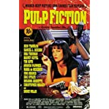 1art1 36889 Pulp Fiction - Film Score By Quentin Tarantino Poster (91 x 61 cm)