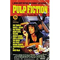 Pulp Fiction Quentin Tarantino Film Poster 91 x 61cm Ohne Rahmen
