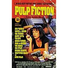 Pulp Fiction - Cartel De La Película, Quentin Tarantino Póster (91 x 61cm)