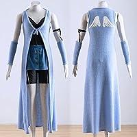 Vivian Final Fantasy 8 Riona cosplay costume (Può essere personalizzato),taglia M (altezza 160-165 cm,50-60 (Costumi Final Fantasy Cosplay)