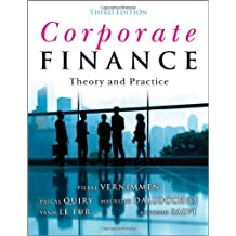 Corporate Finance: Theory and Practice-
