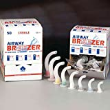 Airway breezer i7S00una vez guedel tubos (50unidades)