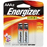"Energizer E92bp-2 ""Aaa"" 2pk Alkaline Batteries (Pack Of 12)"