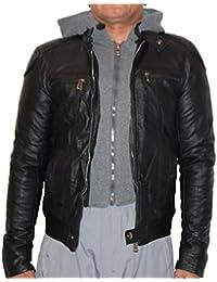 Blouson Homme Style Cuir Ali
