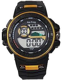 clásica de Todo el Mundo es la elección de Todos.multifunción Integral Deportivo Reloj Reloj Digital Impermeable de Doble…
