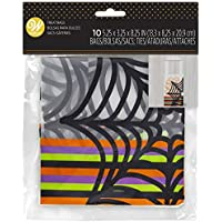 Non-Food Items Bolsas DE Regalo Spider Web, Tela de araña, talla única