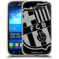 Official FC Barcelona Oversized 2017/18 Crest Soft Gel Case for Samsung Galaxy Grand Neo