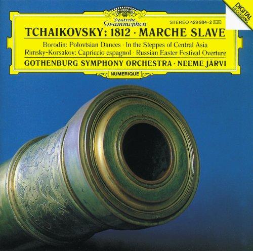 """Tchaikovsky: Overture """"1812""""; ..."""
