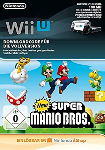 Super Mario Bros. 2 [Wii U Download Code]