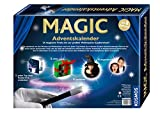 Zauberei Magic Adventskalender, Kosmos 698850 - 2