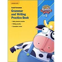 Grammar and Writing Practice Book, Grade 1 (Reading Street)