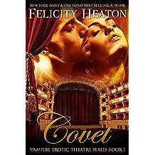 Covet (V.E.T Vampire Romance Series Book 1) (English Edition)
