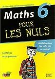 maths 6e pour les nuls de bertone c?dric 2009 broch?
