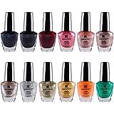 Best SHANY Cosmetics Nail Polish Sets - SHANY Metallic Collection Nail Polish Set, 12 count Review
