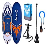 Zray Sup X-Rider 12' Stand up, Paddle, Planche, Surf, Board Adulte Unisexe, Bleu,...