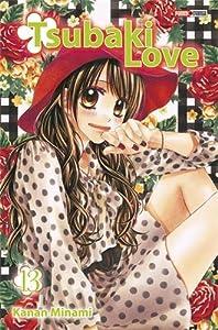 Tsubaki Love Edition simple Tome 13