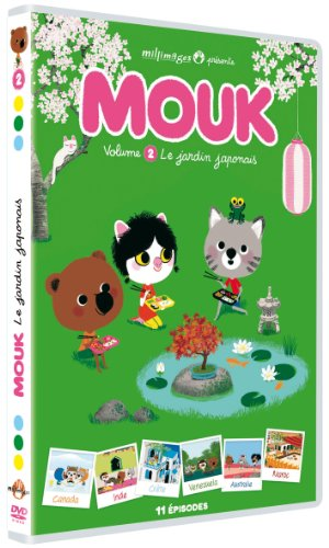 Mouk (2) : Le Jardin Japonais