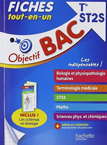 Objectif Bac Fiches dtachables Tout-en-un Term STS