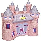 Pink Princess Castle Pinata