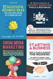 Start a Business: 4 Manuscripts - Starting a Business, Social Media Marketing, Online Business, Internet Marketing