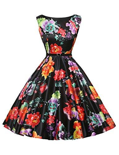 Abito-da-sposa-partito-dei-vestiti-Hepburn-stile-pannello-esterno-pieno-delle-donne-Floral-14