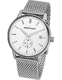 Jacques Lemans Unisex Erwachsene-Armbanduhr N-215F
