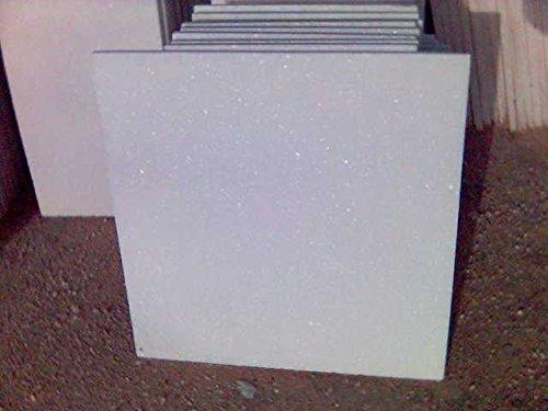 MAKRANA WHITE Marble Tiles (White, 4x5 Feet)