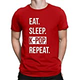 Best iN. Friend Gifts Shirts - PrintOctopus Graphic Printed Half Sleeve Kpop T-Shirt Review