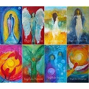 40 Engelkarten mit Weisheiten au