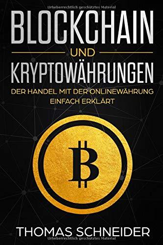 Blockchain und Kryptowährungen -