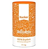 Xucker Light (Erythrit) in der Dose, 2er Pack (2x1 kg)